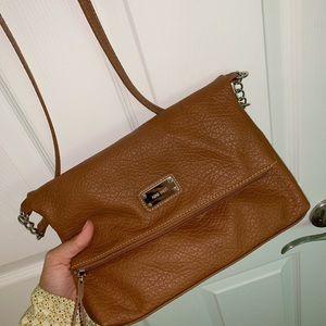 Nine West crossbody/flap purse